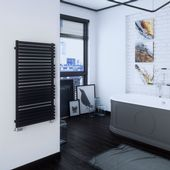 Quadrus Bold Heated Towel Radiators